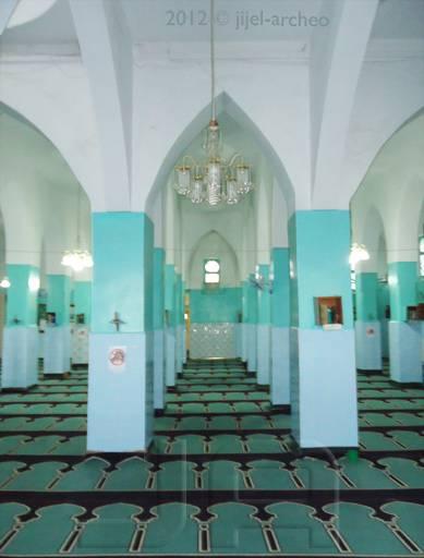 La grande mosquée d'El Milia